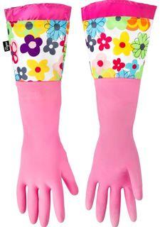 Перчатки для уборки WATERCOLOR VIGAR