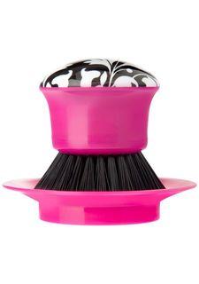 Щетка для мытья посуды на подставке ROCOCCO PINK VIGAR