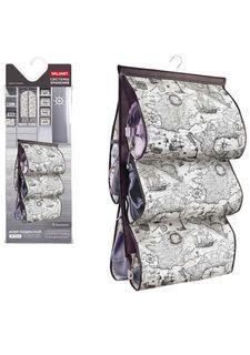 Кофр подвесной для сумок с вешалкой, 5 карманов EXPEDITION Valiant