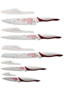 Набор ножей в комплекте (5 шт.) Gipfel