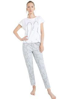 Пижама с брюками Womensecret