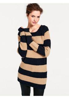 Удлиненный пуловер B.C. BEST CONNECTIONS by Heine