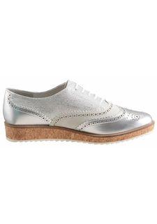 Туфли на шнурках Marco Tozzi