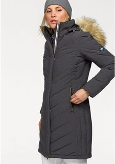 Стеганое пальто POLARINO