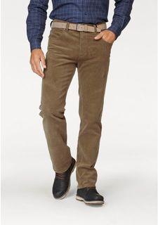 Комплект: вельветовые брюки + ремень