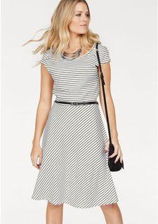 Комплект: платье + ремень