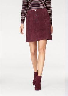 Кожаная юбка tamaris