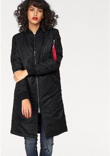 """Куртка """"MA-1 Coat Wmn"""" ALPHA"""
