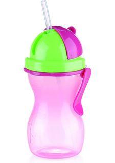 Детская бутылочка с трубочкой BAMBINI tescoma