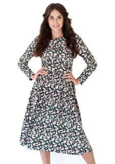 Платье с поясом ANASTASIA KOVALL