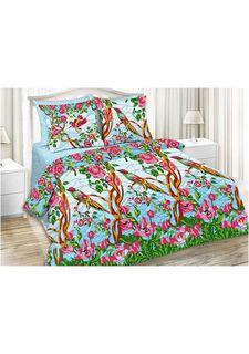 Комплект постельного белья Павлина