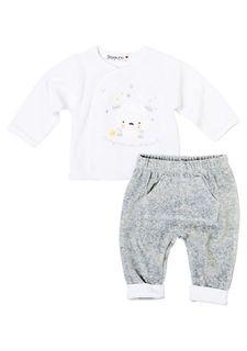 Комплект: кардиган + брюки Babaluno