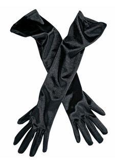 Бархатные перчатки Heine