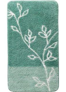 Коврик для ванной Ветка (зеленый) Bonprix