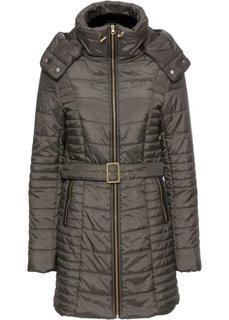 Стеганая куртка (оливковый) Bonprix