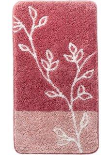 Коврик для ванной Ветка (розовый) Bonprix
