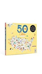 Books with Style 50 Cities of the USA for Children