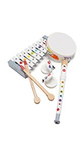 Gift Boutique Childs Confetti Musical Set