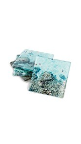 Gray Malin The Reef Coaster Set