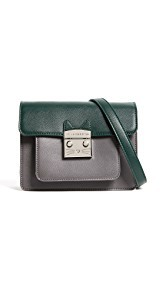 Paul & Joe Sister Mini Cat Satchel