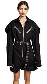 Preen By Thornton Bregazzi Solomon Dress with Belt