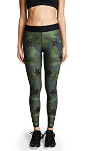 Ultracor Ultra Silk Camo Knockout Leggings
