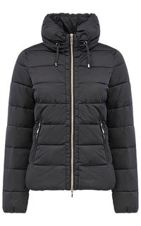 Куртка на молнии с воротником-стойкой Geox