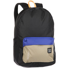 Рюкзак Herschel Rundle Black/Brindle/Surf The Web