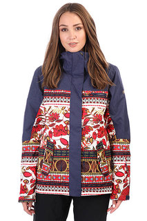 Куртка утепленная женская Roxy Tb Rx Jetty Blo Rooibos Tea_botanic
