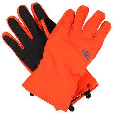 Перчатки Quiksilver Cross Glove Mandarin Red