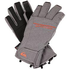 Перчатки Quiksilver Freefall Glove Grey Heather