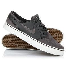 Кеды кроссовки низкие Nike Zoom Stefan Janoski OG Midnight Fog