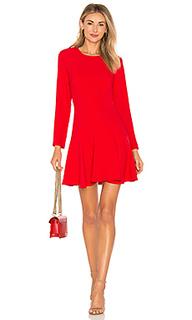 Мини-платье с длинным рукавом hudson - Amanda Uprichard
