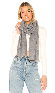 Широкий шарф featherweight wrap - Autumn Cashmere