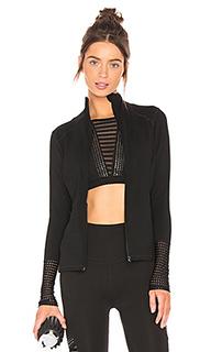 Куртка с длинным рукавом mock neck - Beyond Yoga