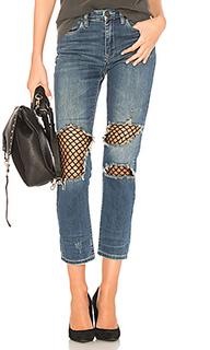 Укороченные джинсы happy dust - BLANKNYC [Blanknyc]