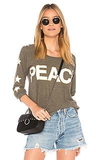 Свитшот peace star - Chaser