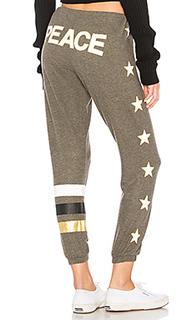 Спортивные брюки peace star - Chaser