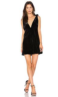 Мини платье с завязкой - Line & Dot