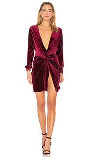 Платье с длинным рукавом fame and lust - LIONESS