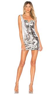Облегающее мини-платье brinley - Lovers + Friends