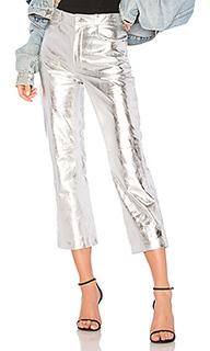 Кожаные брюки 297 - LPA