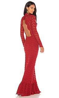 Кружевное вечернее платье classic fiesta - Nightcap