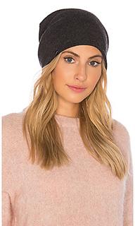 Двусторонняя шапка-бини vegan cashmere - Plush