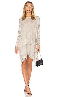 Платье-футболка oversized - Raquel Allegra