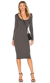 Платье с длинным рукавом lottie - Riller & Fount
