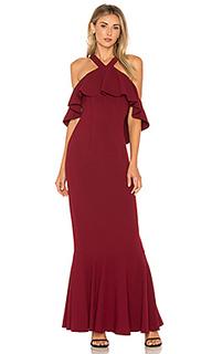 Вечернее платье baxter - RACHEL ZOE