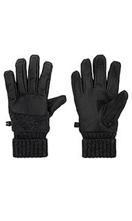Перчатки cryos leather - The North Face