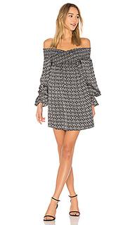 Платье со спущенными плечами laney - Tularosa
