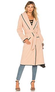 Пальто с запахом nadia - Tularosa